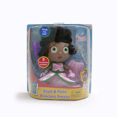 Super Why Style Pose Princess Presto - Twinkles