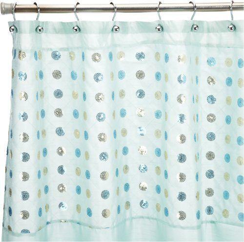 Tiffany Blue Shower Curtain Sequin Shower Curtain Popular Bath