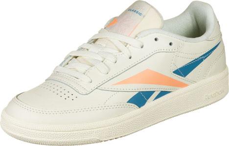 Reebok Club C 85 W shoes beige | Reebok