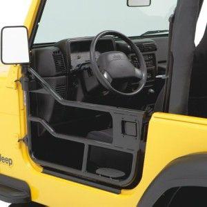 Bestop Highrock Element Matte Black Jeep Wrangler Door Set For Jeep Yj Cj Jeep Yj Jeep Cj7 Jeep Wrangler Yj