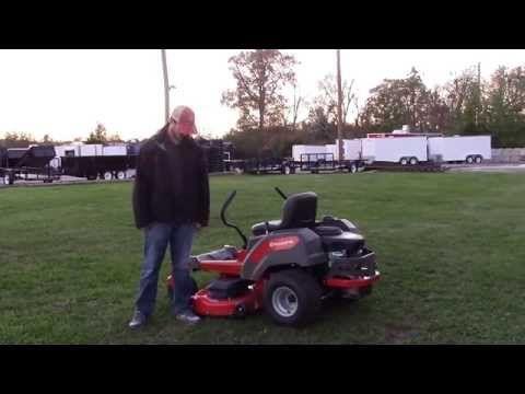 Husqvarna Z254 Zero Turn Lawn Mower 54″ Deck 24 hp Briggs Spring Promotion 4 68 is part of lawn Mower Spring - The mower featured is the Z254 zero turn mower with a 24 Hp Briggs & Stratton engine abl