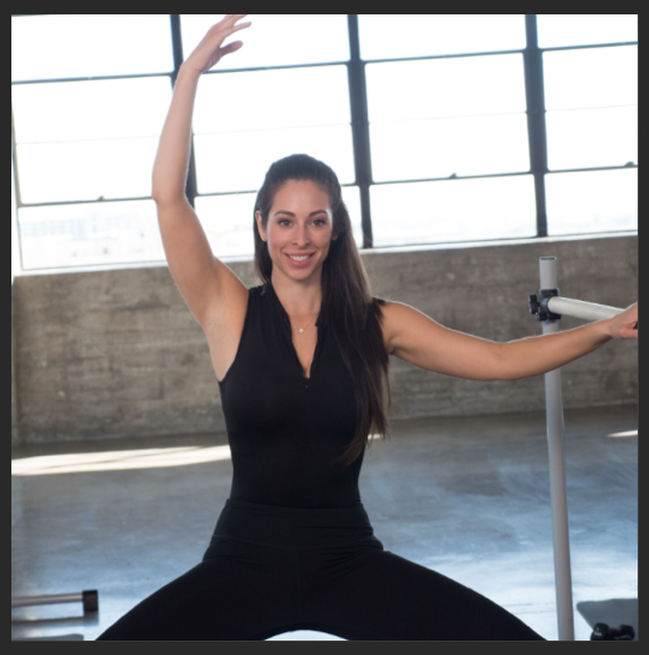 Become A Certified Barre Instructor Through American Barre