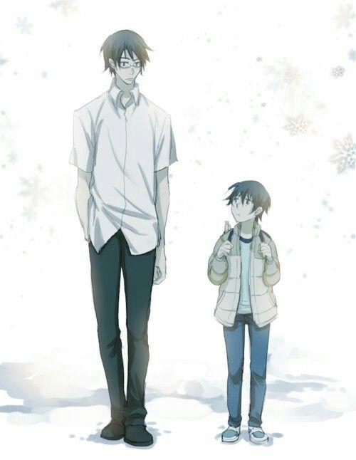 Boku Dake Ga Inai Machi Erased Fujinuma Satoru Anime Anime Shows Anime Nerd