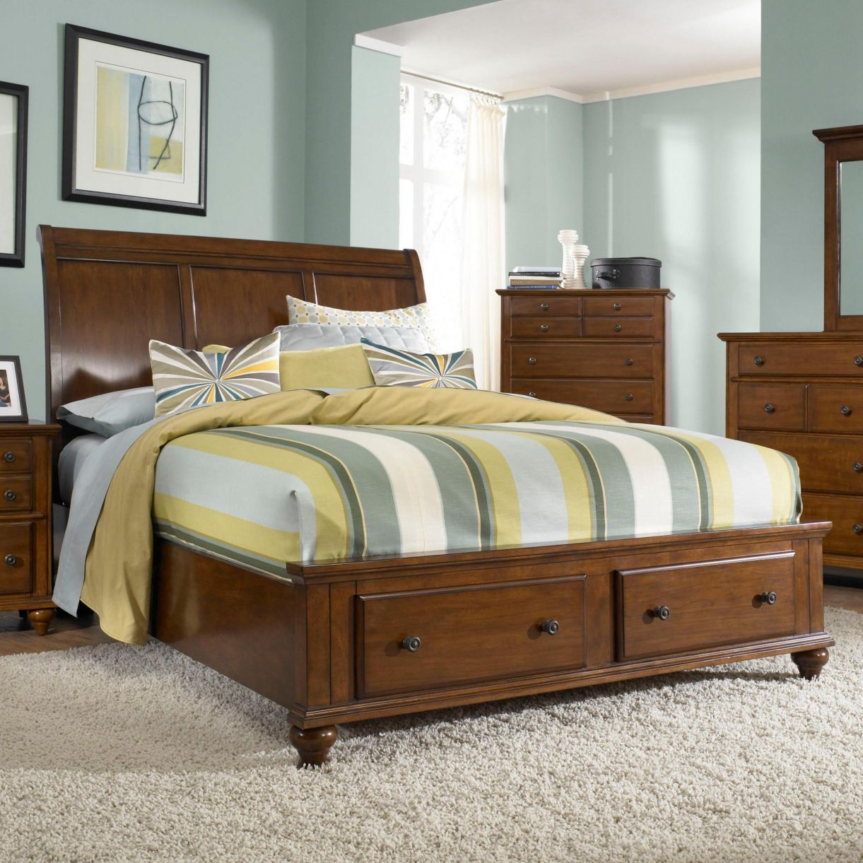 Raymour Flanigan Bedroom Furniture   Interior Paint Color Schemes Check  More At Http://
