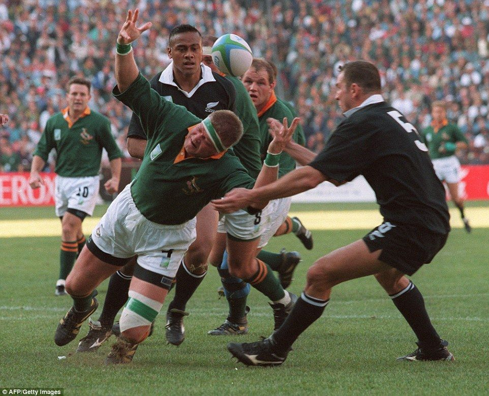 South Africa Jog The Memory By Replicating 1995 World Cup Run
