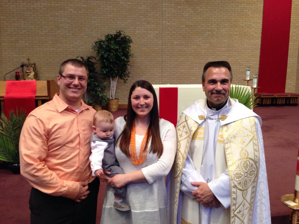 kaliahna marie cirrone baptized st margaret church baptized 3 29 15 at st