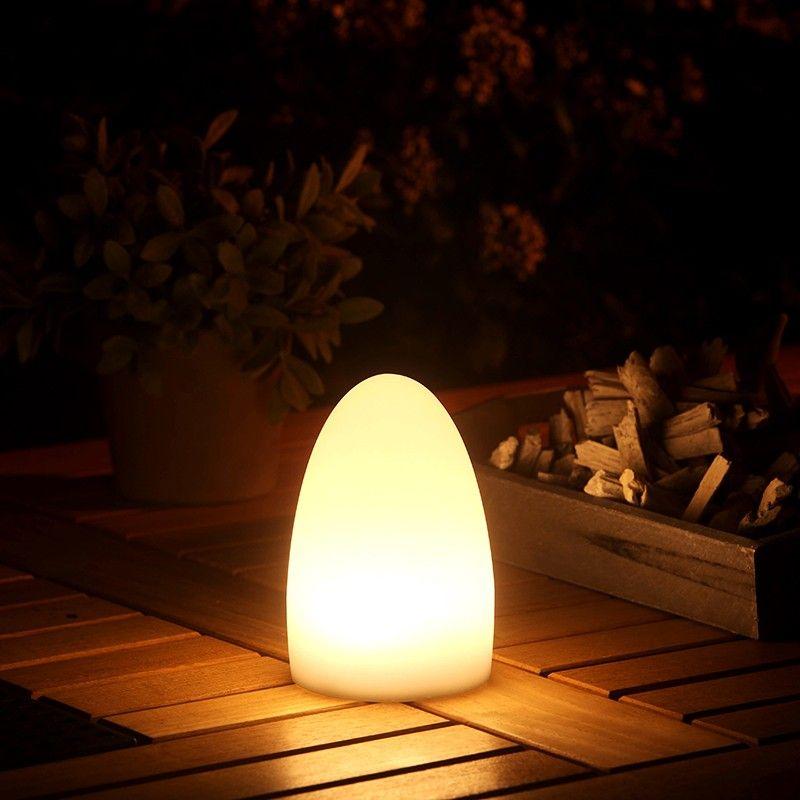 Smooz Egg Battery Operated Colour Changing Led Table Light Light Table Favorite Lighting Lamp