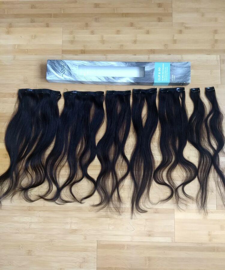 fb726f8e5e0a SHE Beyond & Beauty Shilo - Flip Human Hair Extensions 20
