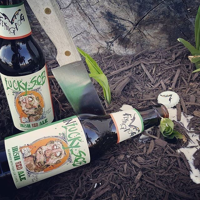 Before Flying Dog could brew a beer with real clovers they had to deal with the FDA  http://n.kchoptalk.com/1psiSIG