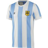 La Collection football retro adidas 2018 avec l'Argentine, l
