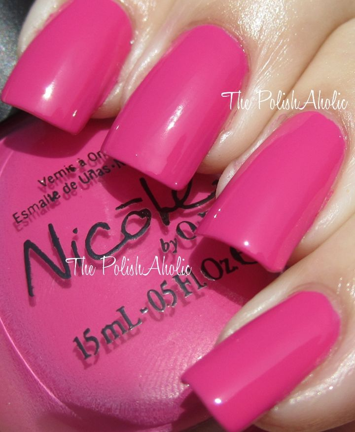 Nicole by OPI - All Kendalled Up   Uñas   Pinterest   OPI and Nail ...
