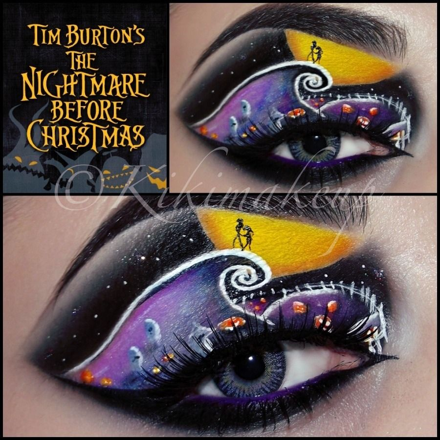 Tim Burton's 'The Nightmare Before Christmas' Halloween