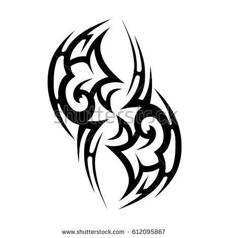 Tribal Bull Tattoo Design Com Imagens Ideias De Desenhos Para