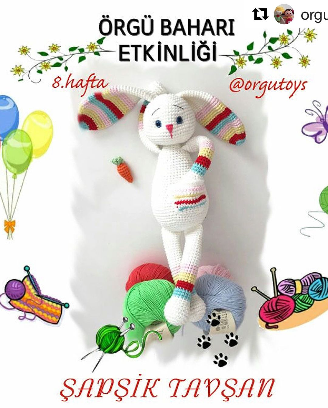 amigurumitürkiye stories highlights, photos and videos hashtag on ... | 1345x1080