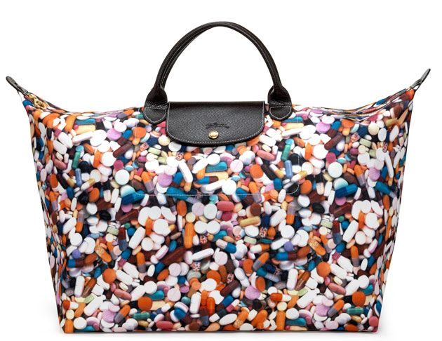 sac longchamp pliage couleur