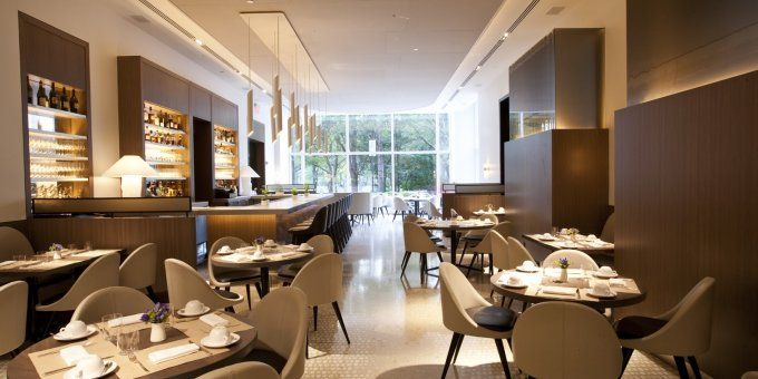 Nyc S 100 Best Restaurants Zagat Nougatine At Jean Georges 1 Central Park West