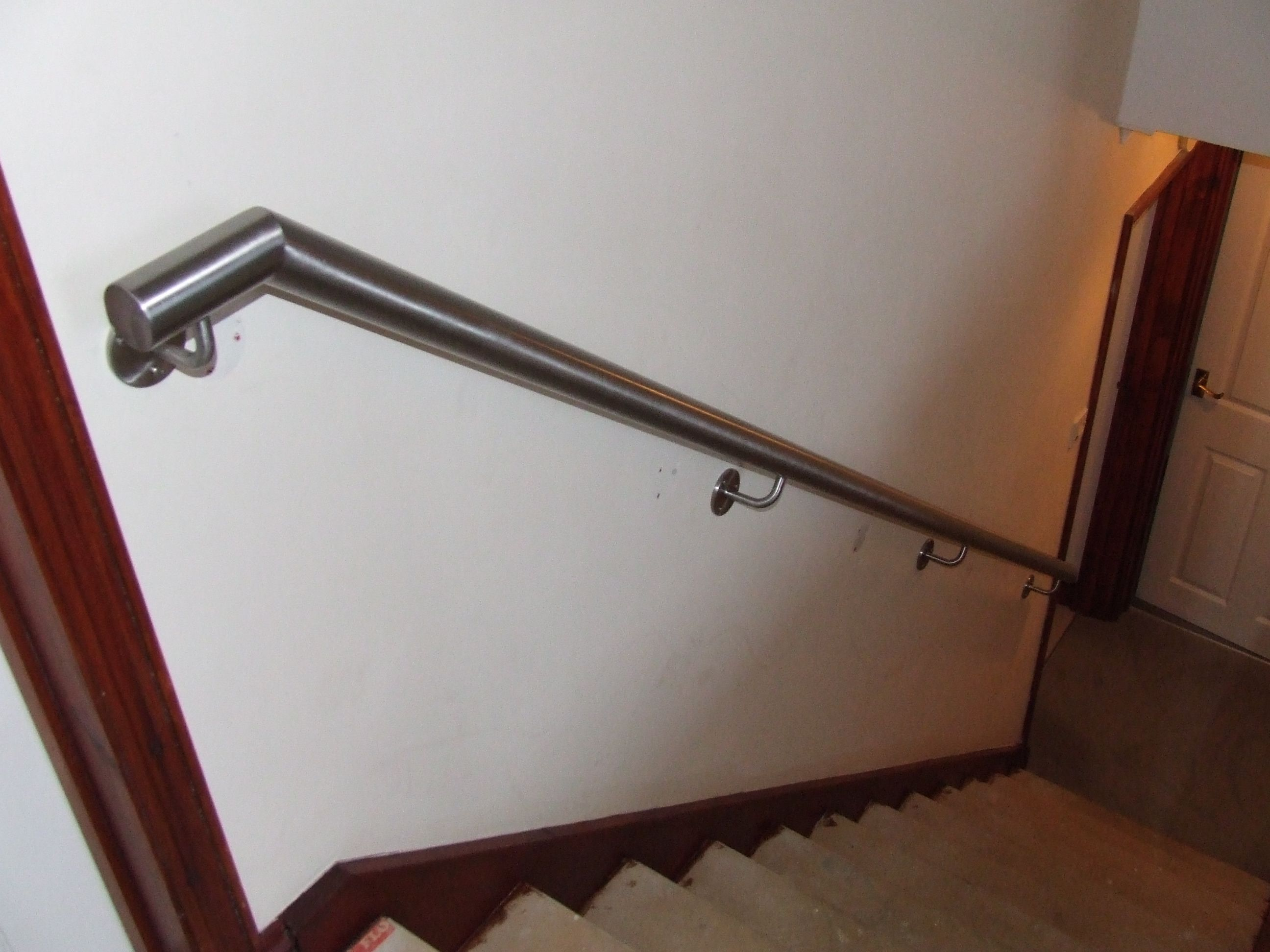 Best Internal Stair Handrail St Austel Reardon Handrails 400 x 300