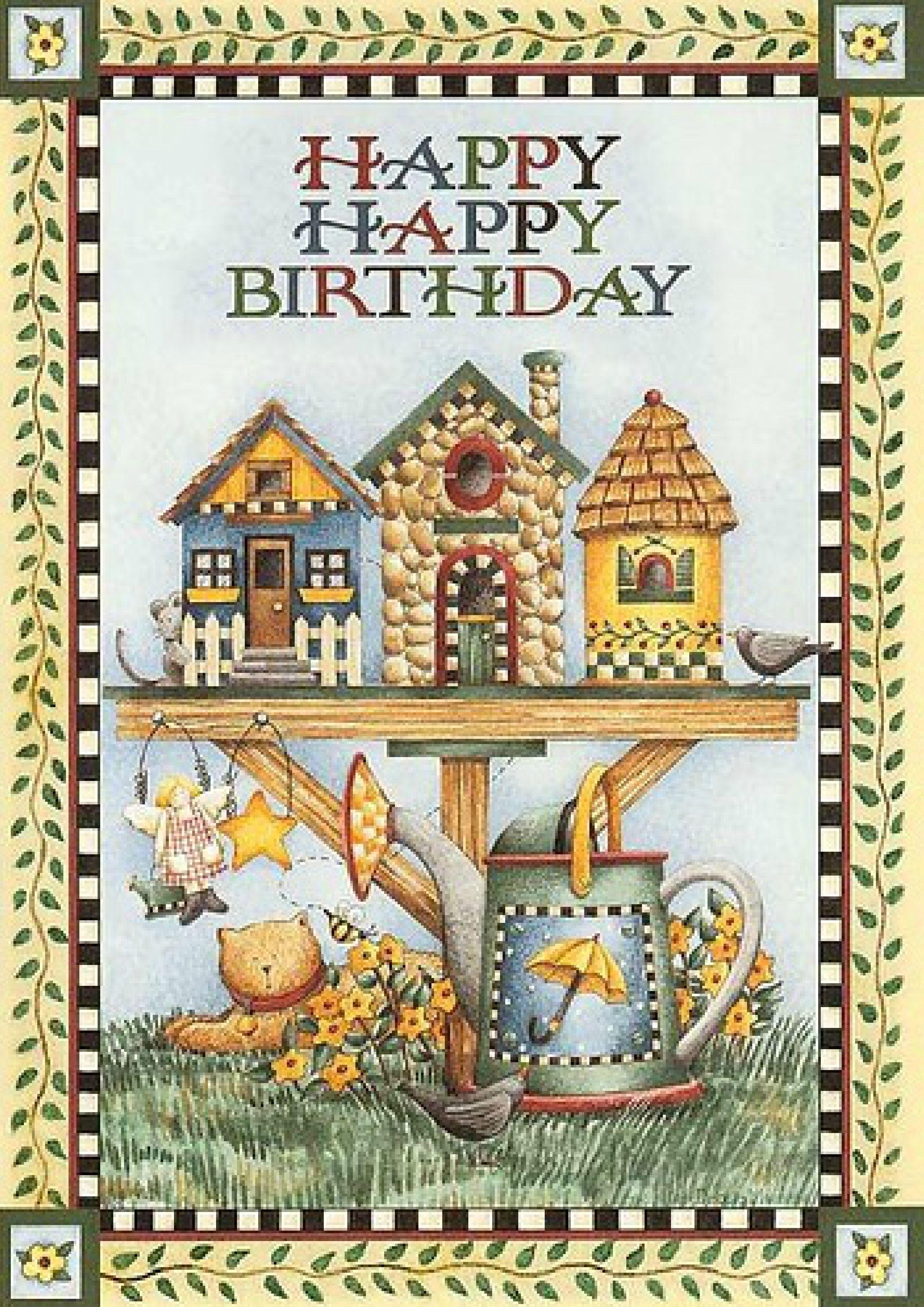 Birthdays, Happy