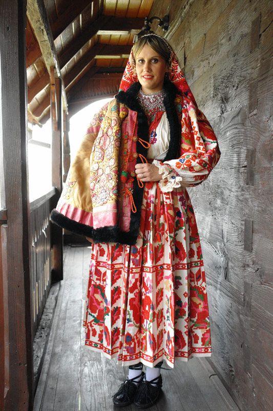 Turopolje, Blato © Rental workshop of national costumes. Just so beautiful ! Love this!