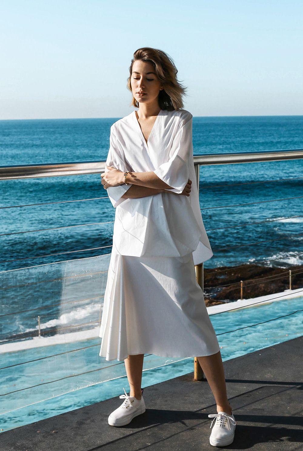 Style Spy: Summer Whites
