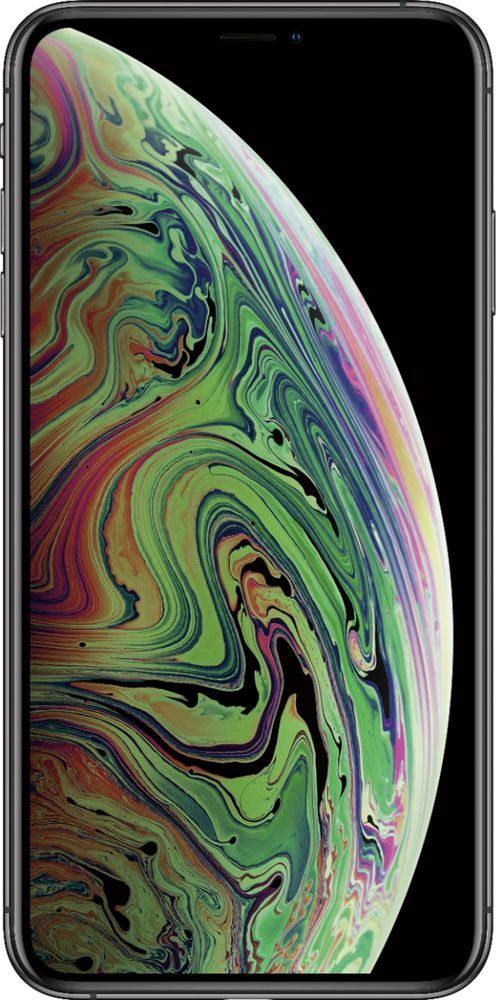 Simple Mobile - Apple iPhone XS Max - Space Gray