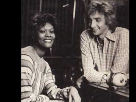 Dionne Warwick Barry Manilow Run To Me Dionne Warwick Silly Songs