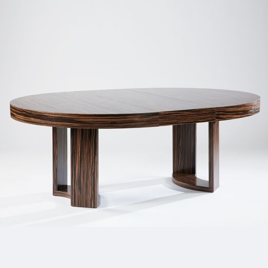 Dt 166e Dining Conference Table With Extensions And Leaves