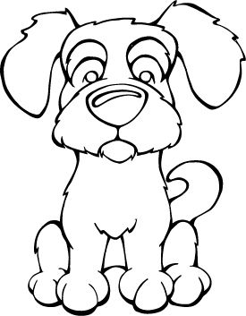 pin by angry squirrel studio on decal dogs dogs coloring pages