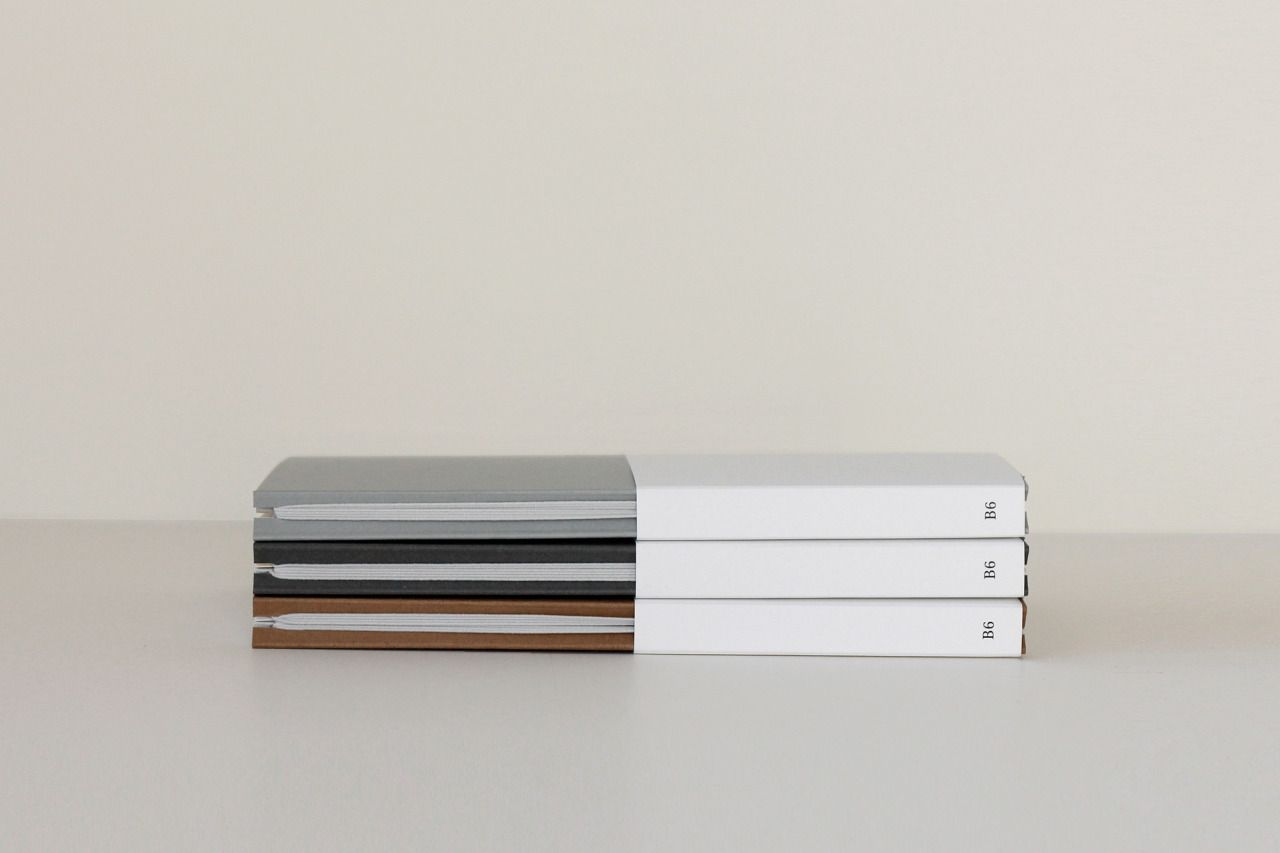 B6 NotebookMade by Studio Faculty