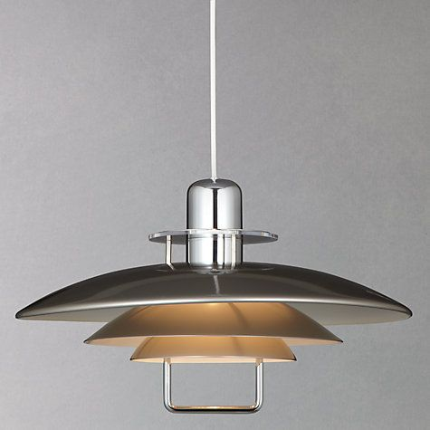 Belid Felix Rise And Fall Ceiling Light Satin Nickel