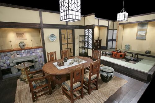 Classic Japanese Dining Room Furniture Ideas →  https://wp.me/p8owWu-1p5 -