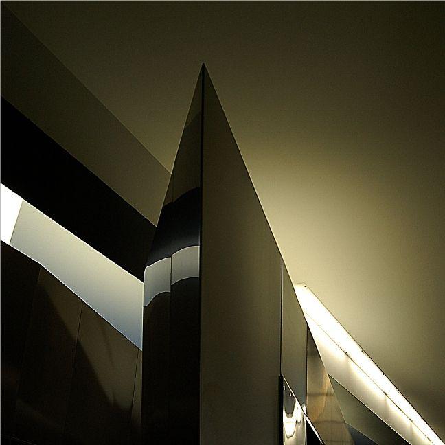 Parque de bomberos, Fábrica Vitra. Zaha Hadid, Arquitecta