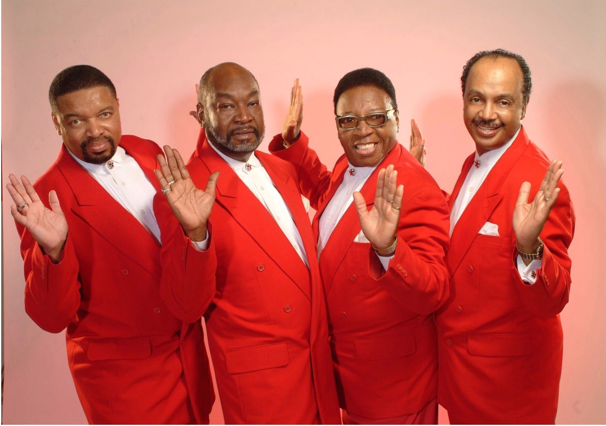 Mens wear...colorful suits | Motown Party | Four tops ...