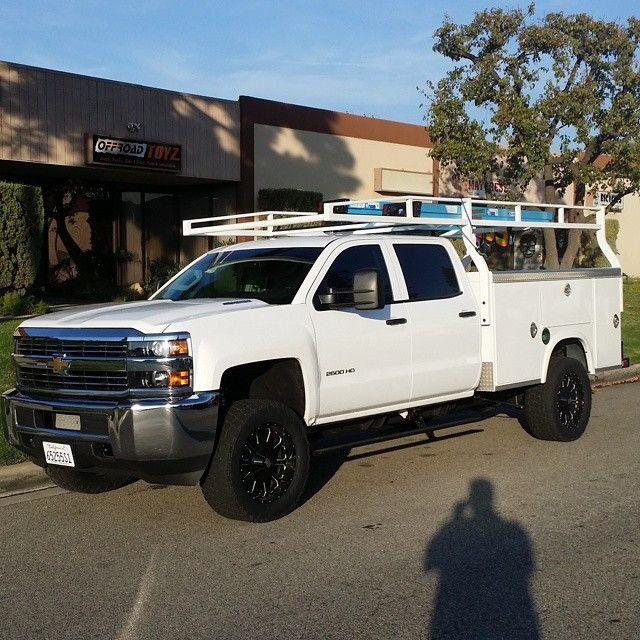 Sxsunlimited S Photo On Instagram Work Truck Utility Truck