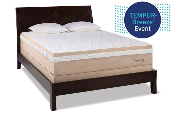Tempur Rhapsody Breeze 12 Firm Mattress Mattress Shop Mattress