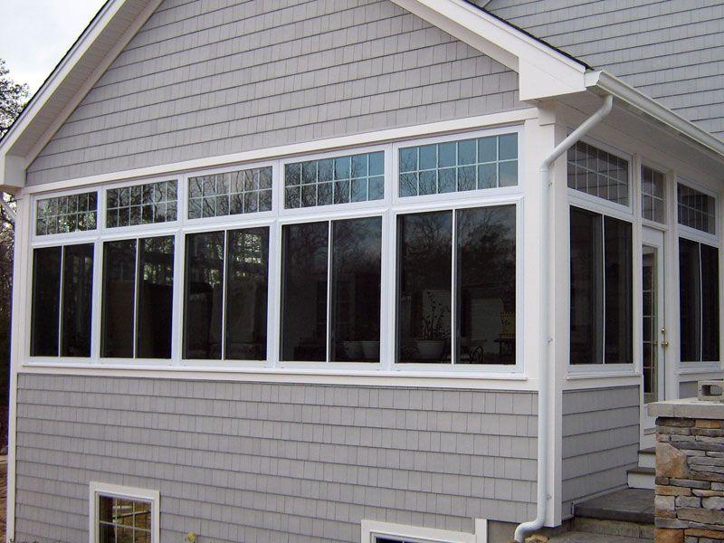 custom built windows replacement porch enclosures custom built rhode island three season