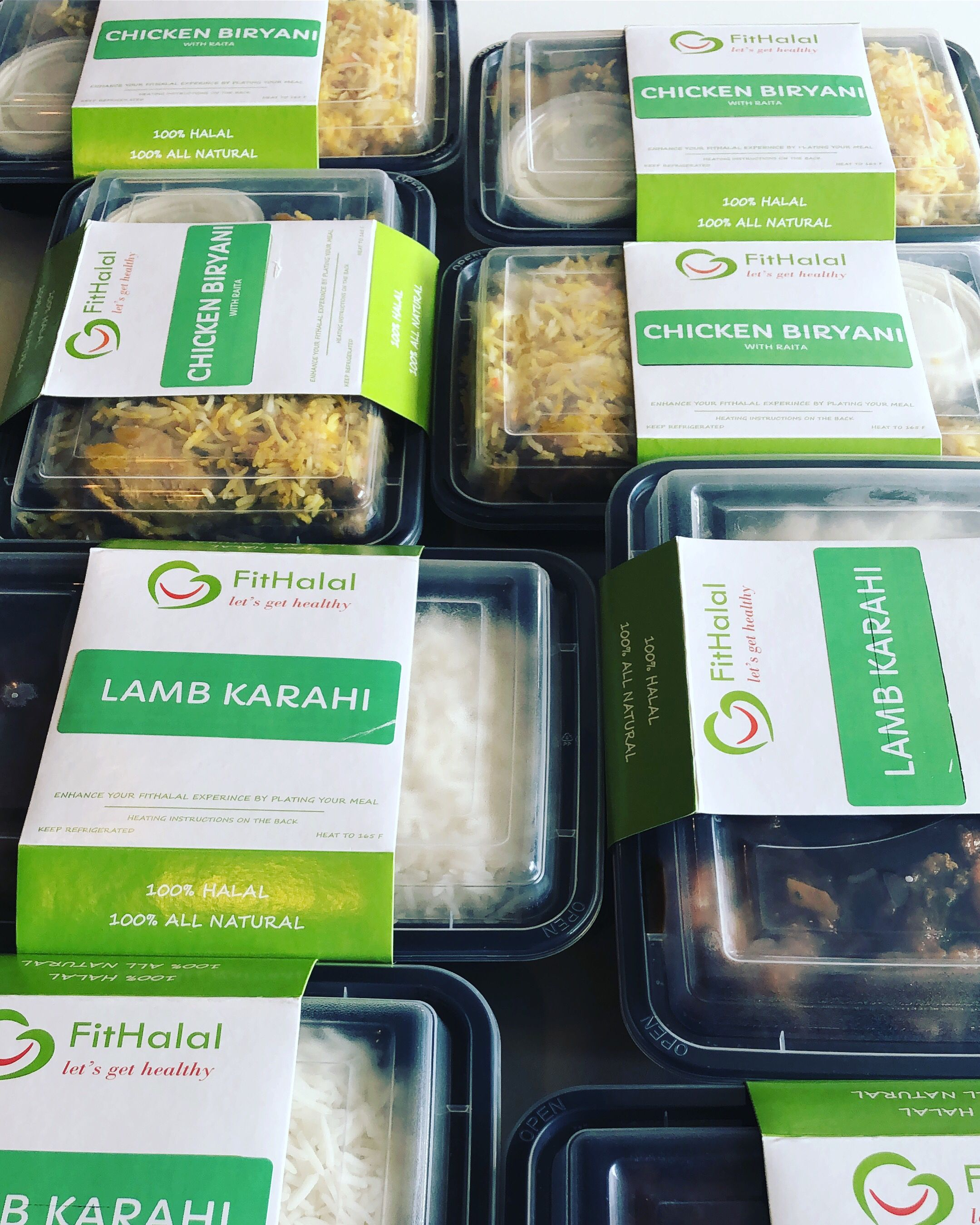 Pin On Healthy Halal Meals Delivered To You