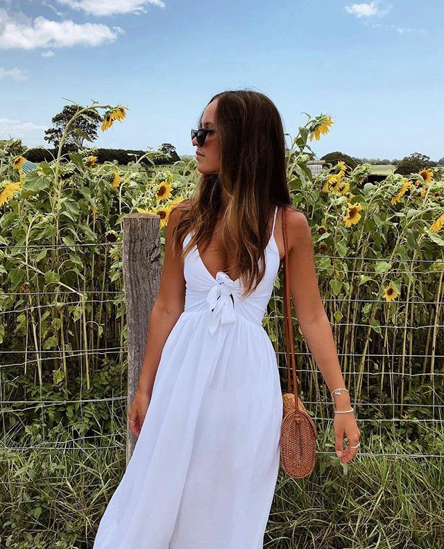 Summer vacation outfit inspo. For more hot weather outfit ideas visit Daily Dress Me: dailydressme.com