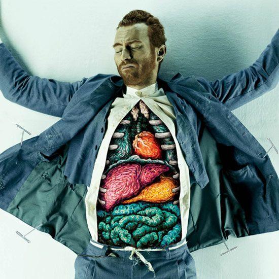 ILUSTRADICAS: Referência: Anatomia de grandes pintores   Anatomia ...