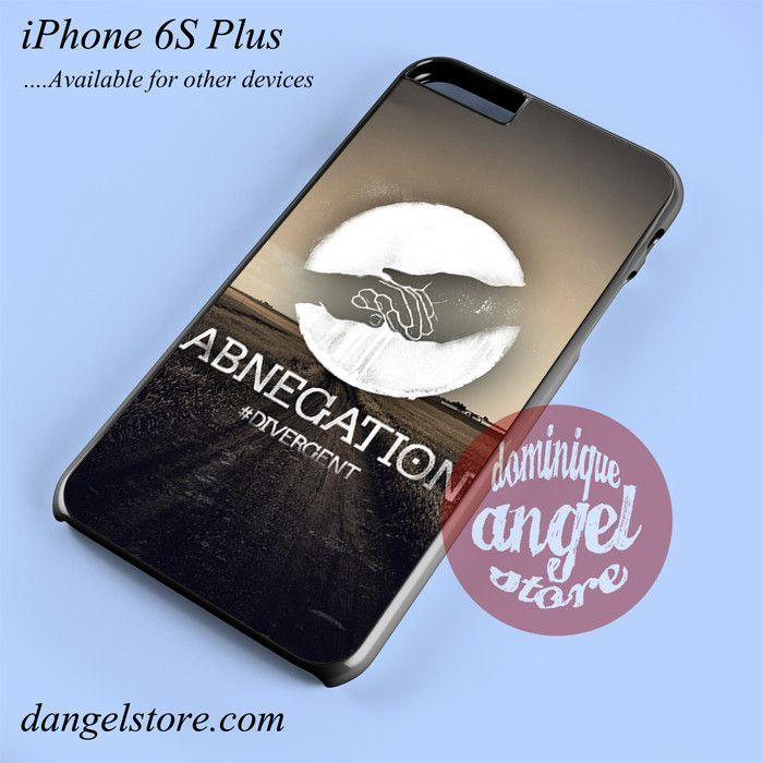 Abnegation Phone case for iPhone 6S Plus and another iPhone devices