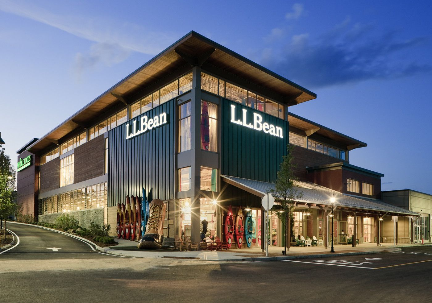 L.L. Bean Store Rollout, Sustainability & Planning – Arrowstreet ...