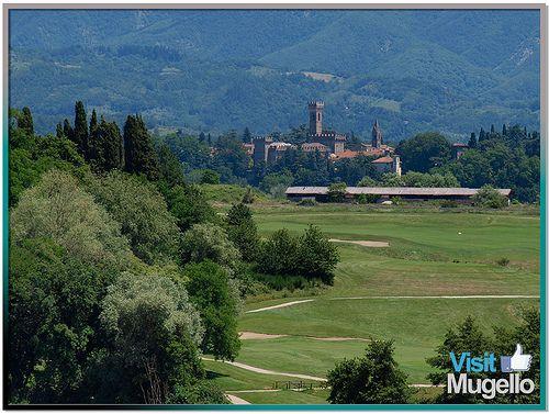 Panorama-Scarperia-e-Golf #TuscanyAgriturismoGiratola