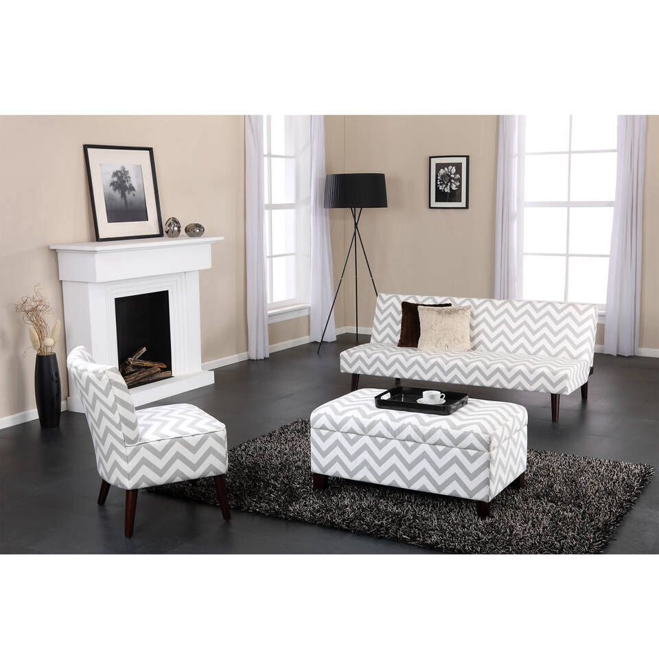 It S A Very Modern But Small Living Room Set You Add The