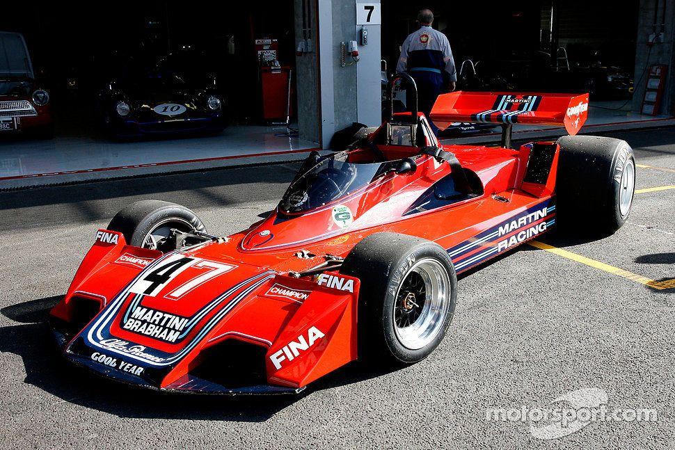 Brabham BT 45B - Alfa Romeo | Formuła 1 - Mistrzowskie zespoły ...