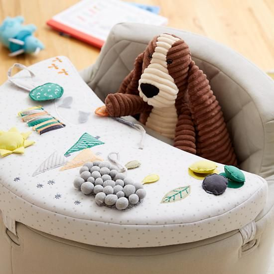 Busy Baby Activity Chair   Baby activity chair, Infant ...