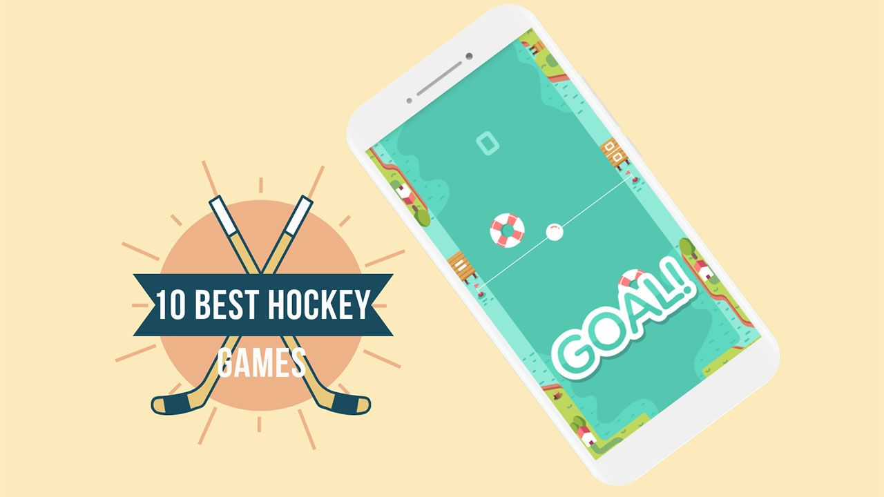 Take The Rough And Tumble Out Of Hockey By Playing A Game On Your
