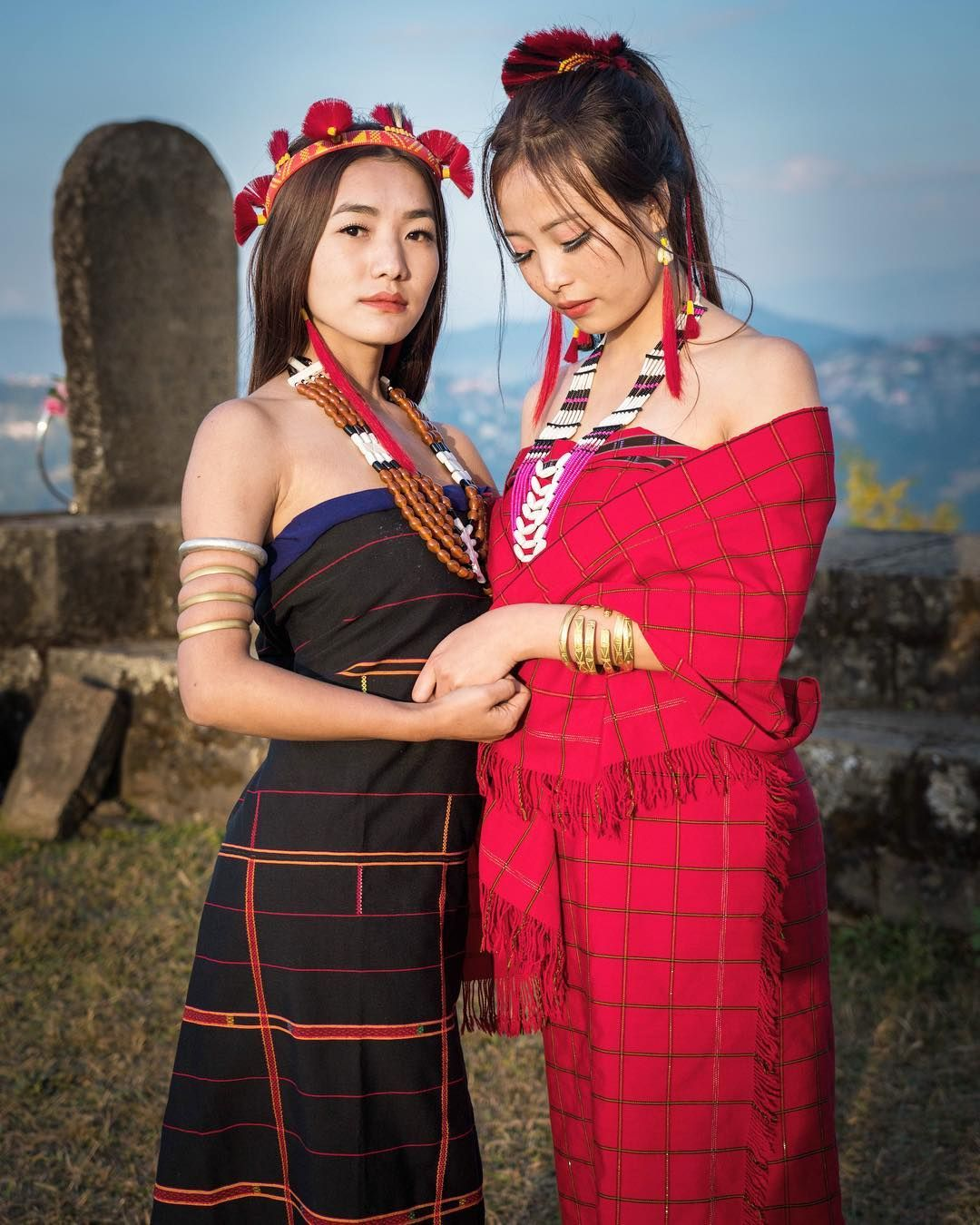 Girls naga hot Hot Naga
