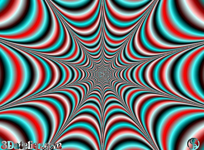 3datelier Best Made Optical Illusion Optical Tricks