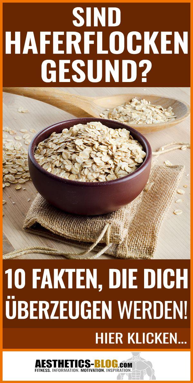 10 Besonderheiten, warum #Haferflocken zu den gesündesten #Lebensmitteln der Welt zählen, erfährst D...