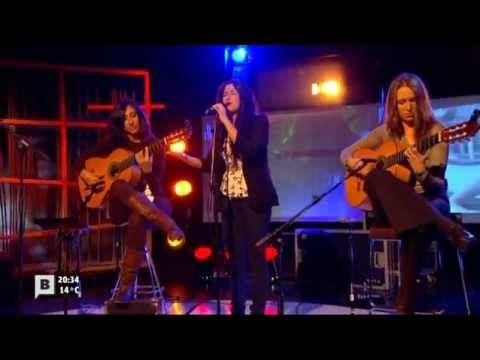 """LAS MIGAS-""""CON TODA PALABRA""""(MÚSICA MODERNA 2011)(1 DE 2)"""